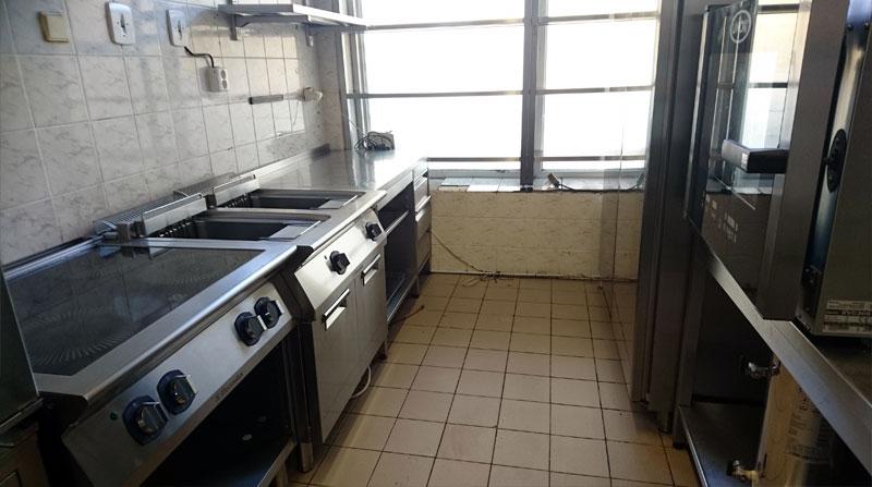 Kuchyňa po čistení